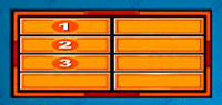 Family Feud - 3 Answer Chart