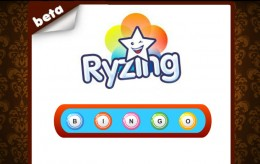 Bingo By Ryzing Facebook Game
