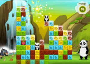 Facebook Game Review - Panda Jam