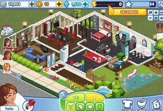 The sims social facebook game review facebook game hints for Online games similar to sims