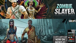 Zombie Slayer Facebook Game Review