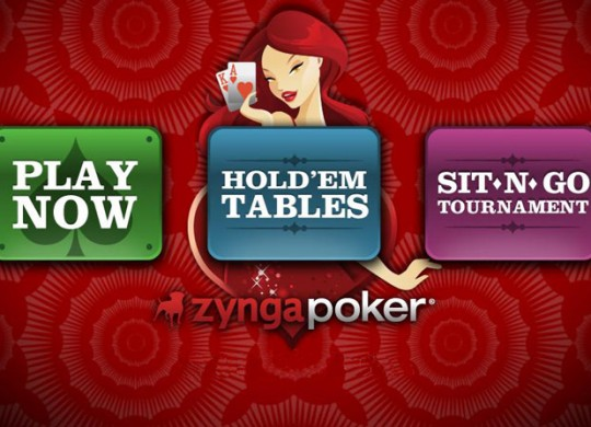 Zynga Poker Facebook Game Review