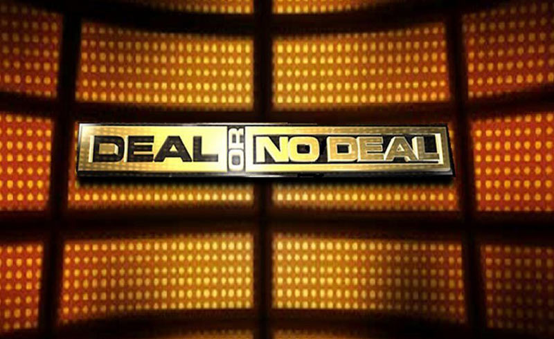 deal or no deal strategy