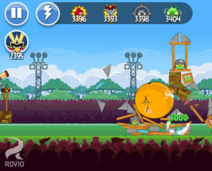 Angry Birds Friends Cheats