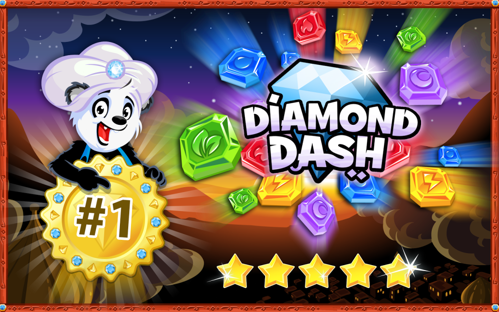 Diamond Dash Download Pc